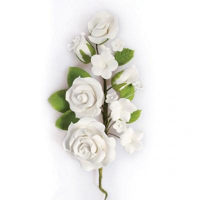Bridal White Flowers