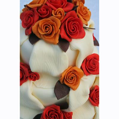 Handcrafted Chocolate Roses