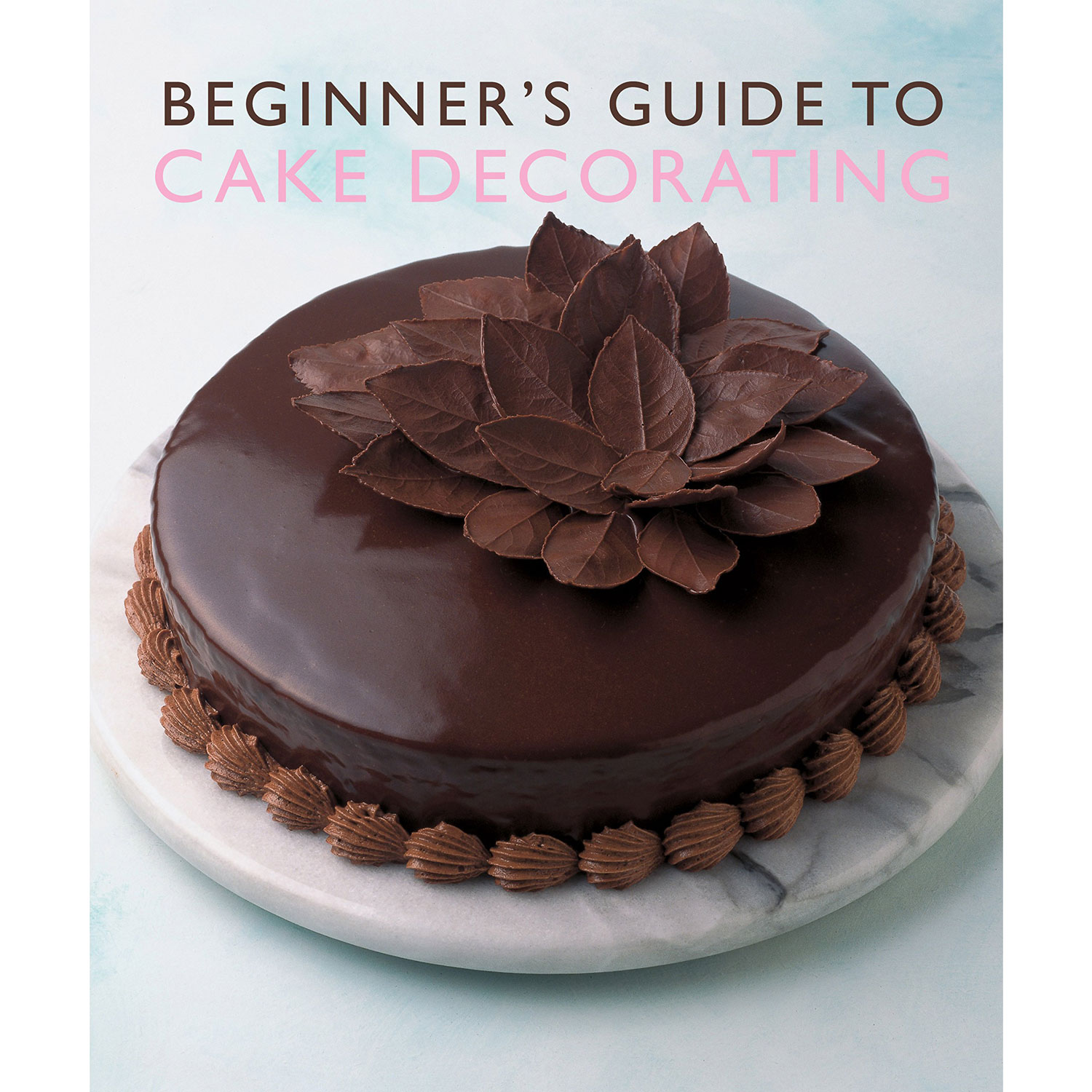 Beginners Guide to Cake Decorating