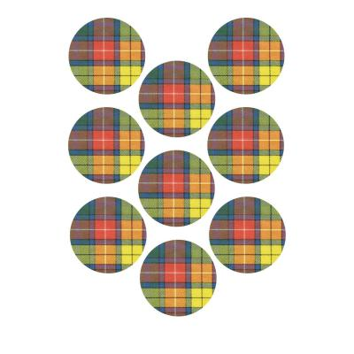 Buchanan Ancient Tartan Circles
