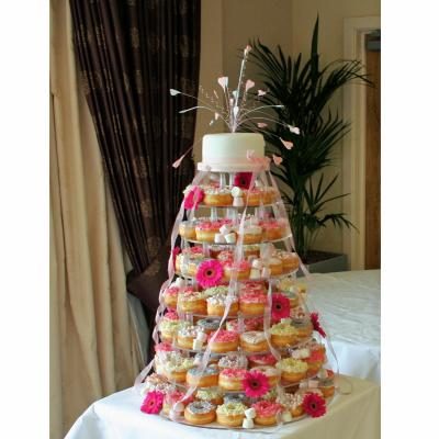 Donut Wedding Cakes