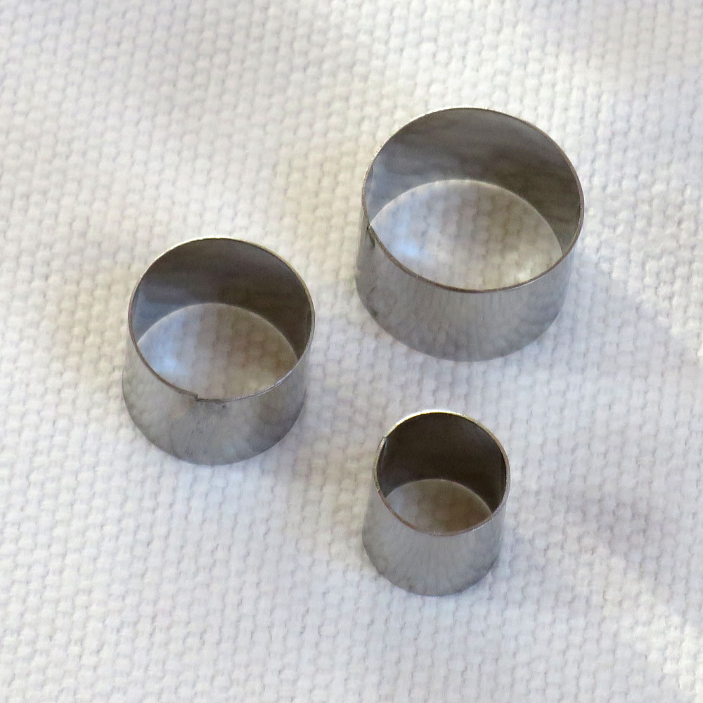 Small Circle Cutters