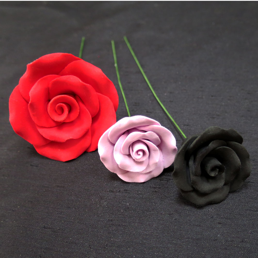 Wired Sugar Roses