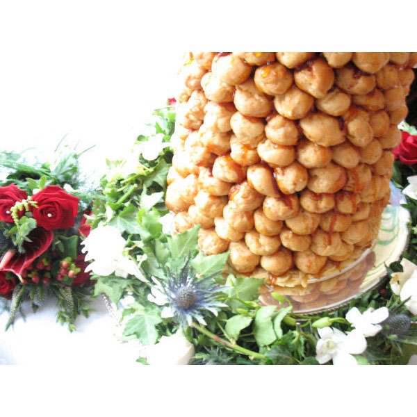 Traditional french Croquembouche