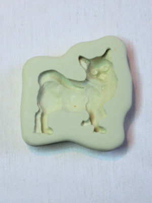 Standing Cat mould