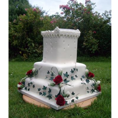 Comlongon Castle Wedding Cake