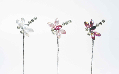 Diamante Dragonfly Cake Decorations