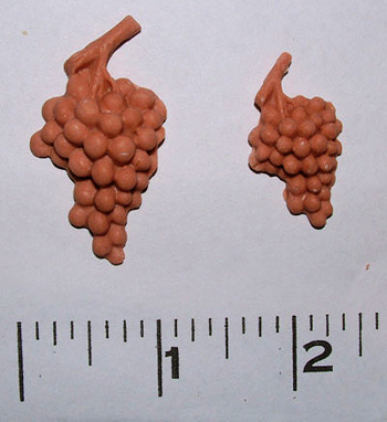 Small and Medium Grape Mould