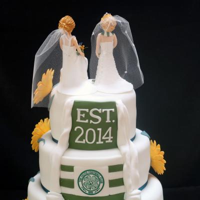 Personalised Sugar Cake Toppers