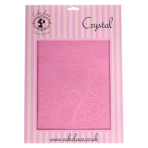 Crystal Lace Making Mat
