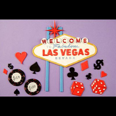 Las Vegas Cake Decorating Cutters