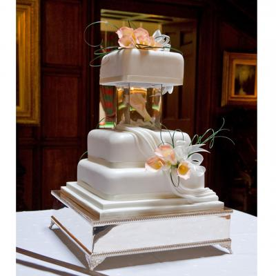 Cake Cutting at Dundas Castle