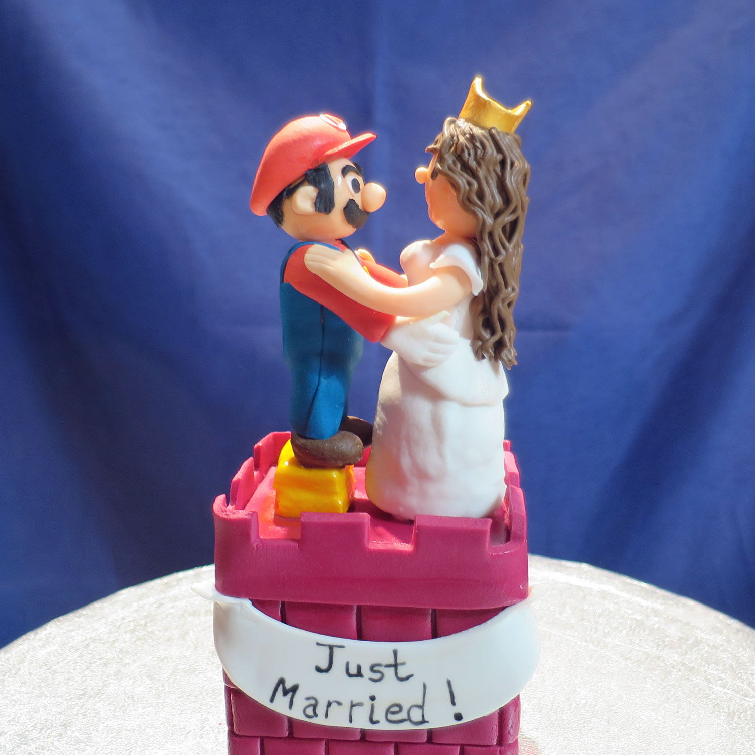 Super Mario & Princess Peach