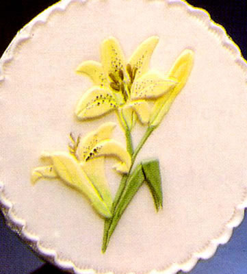 Sugarcraft Lily