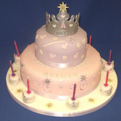 Krone Torte