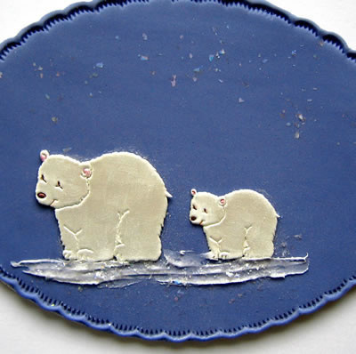 Sugarcraft Polar Bears