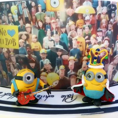 Minions - King Bob and Kenny