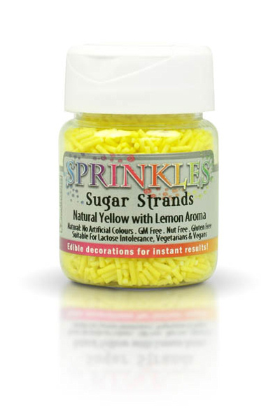 Yellow Sugar Sprinkles
