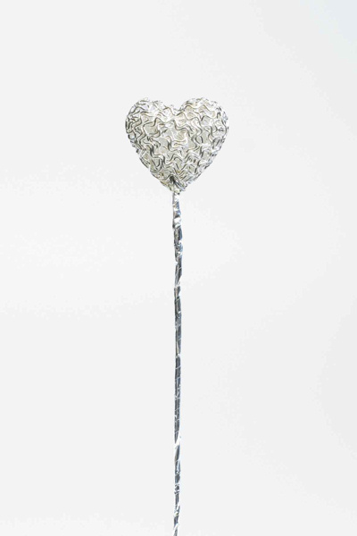 Wavy Heart Wedding Favour Decoration