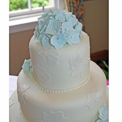 Lustre Finish Edible Lace Icing