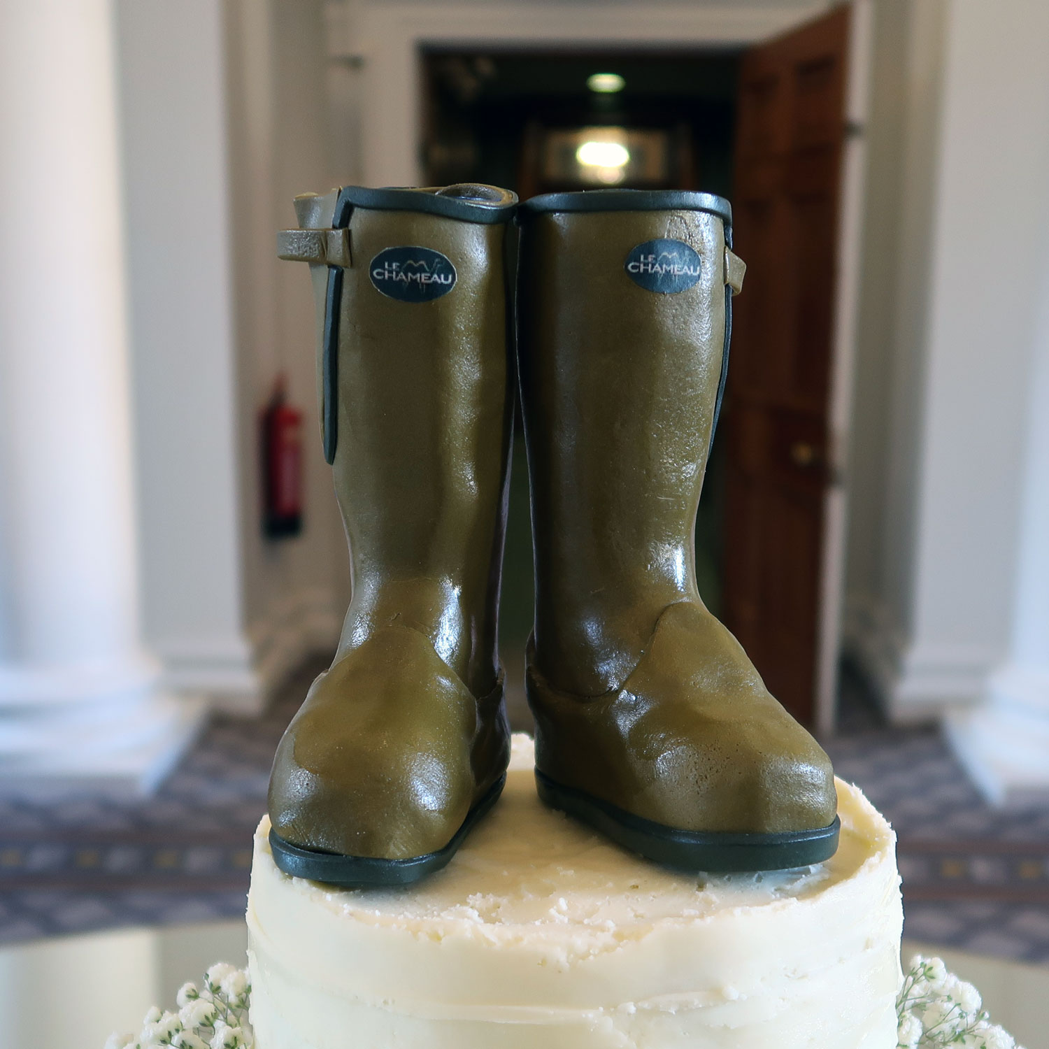 Sugarcraft Wellies