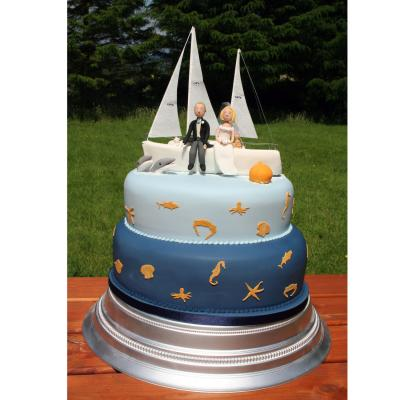 Yatch Wedding Cake